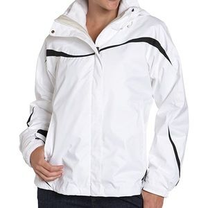 Columbia Preowned jacket white size small winter